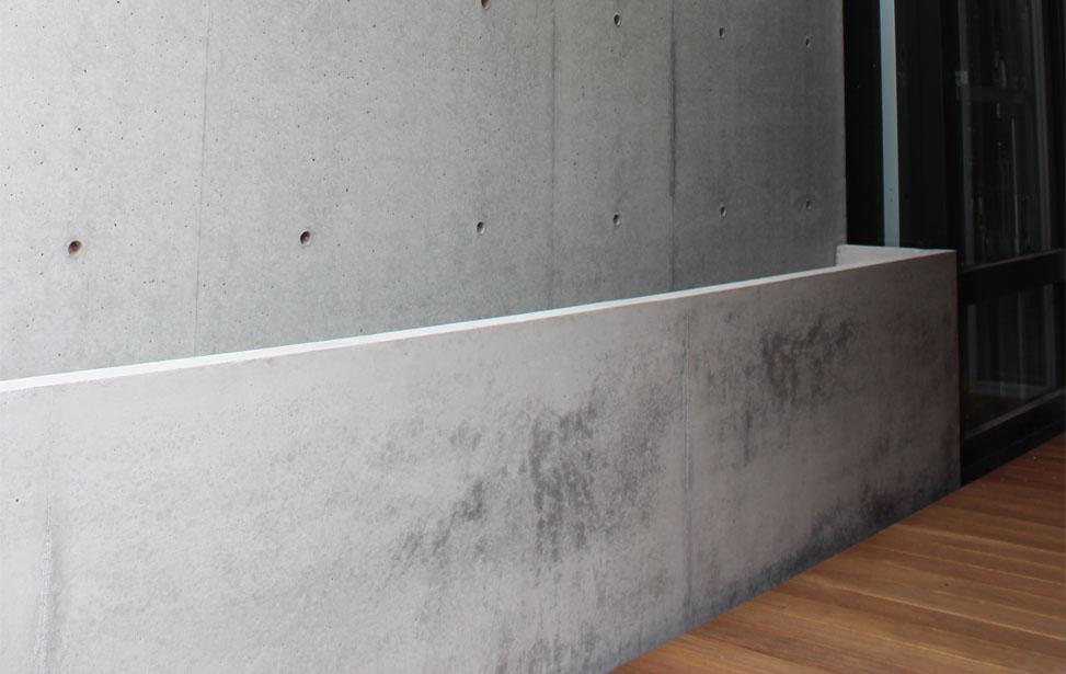 GP Concrete Planter Detail