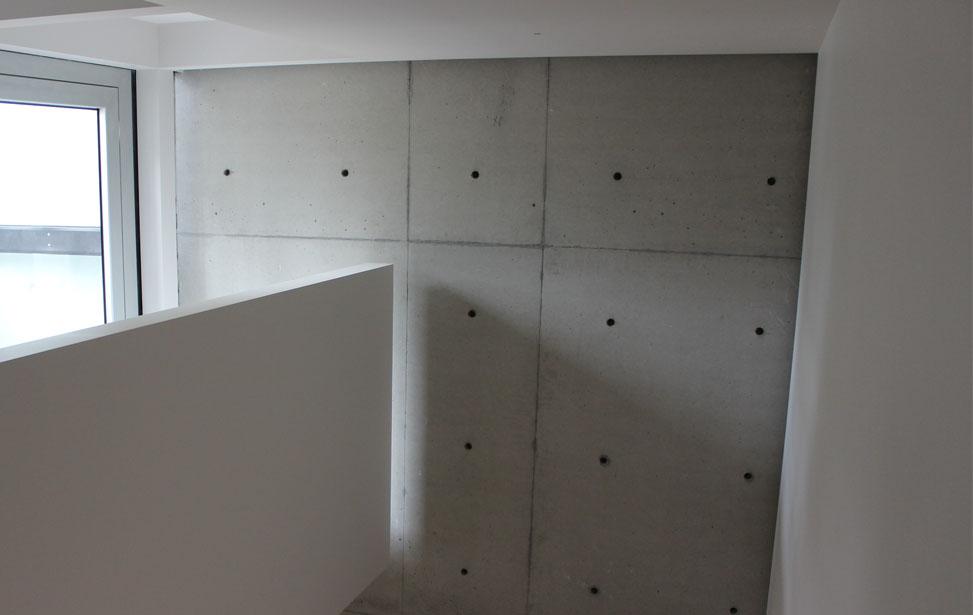 GP Interior Off Form Wall