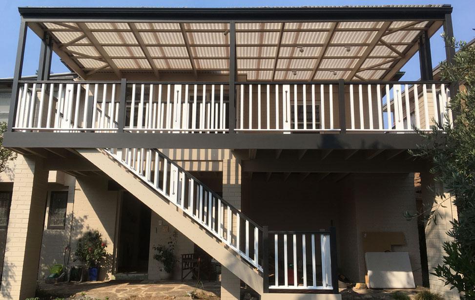 HV Deck